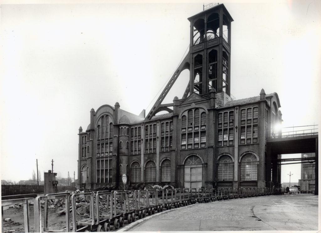 werister, charbonnages,ancien,patrimoine