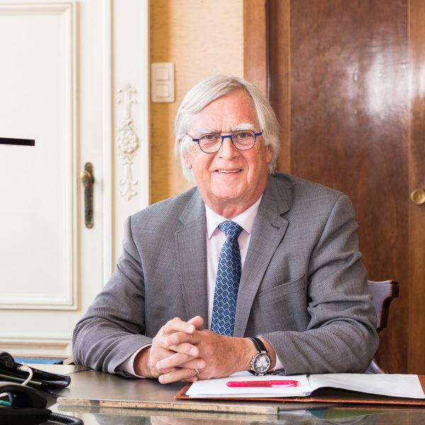 Jacques Janssen - Administrateur délégué