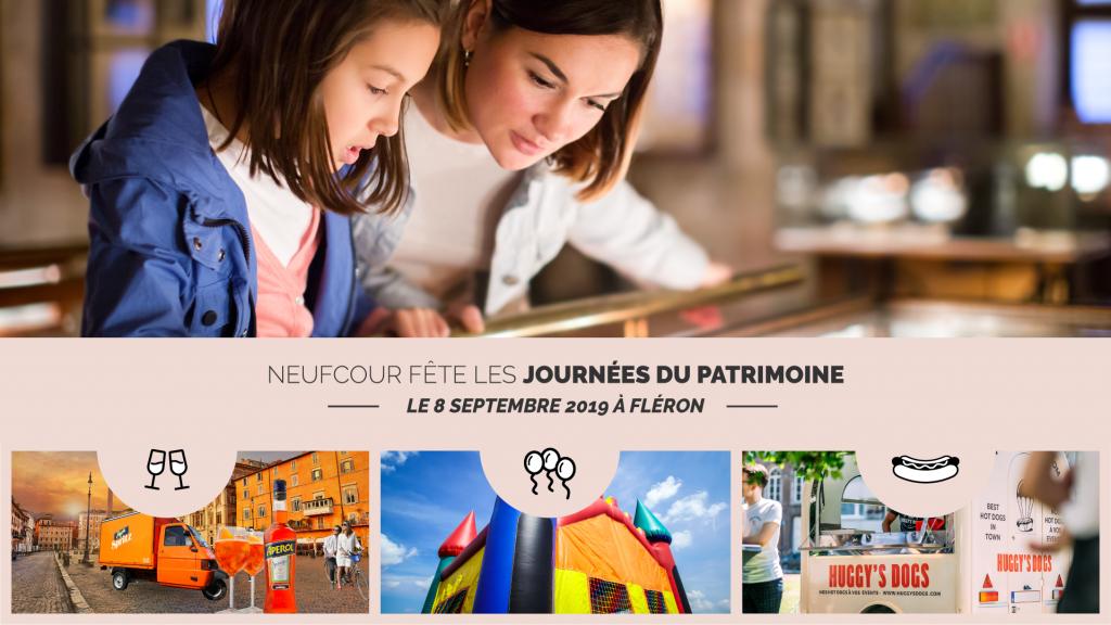 Journées du patrimoine Neufcour ecoquartier